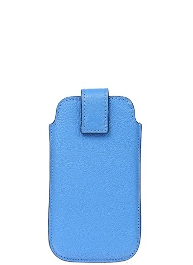 Smythson Cep Telefonu Aksesuarı Mavi